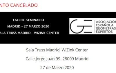 Taller-Seminario 27 Marzo 2020